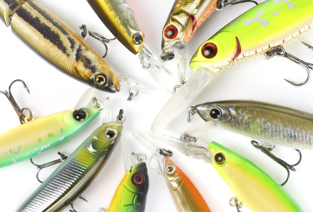 bass fishing jerkbaits