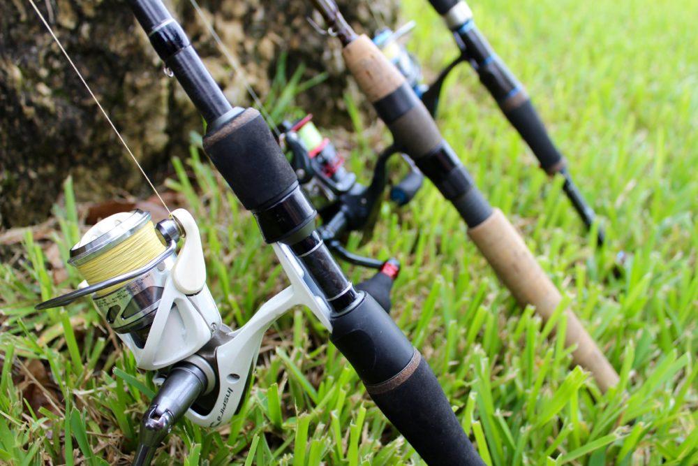 Fishing Reel Gear Ratio