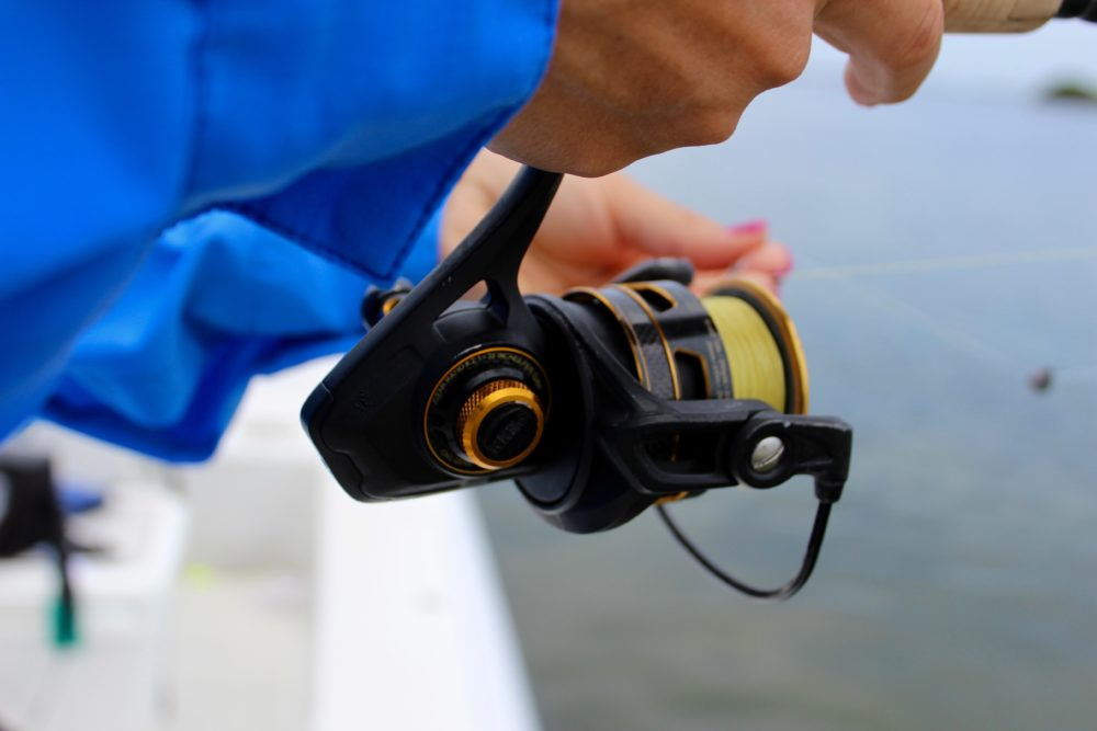 inshore saltwater fishing gear