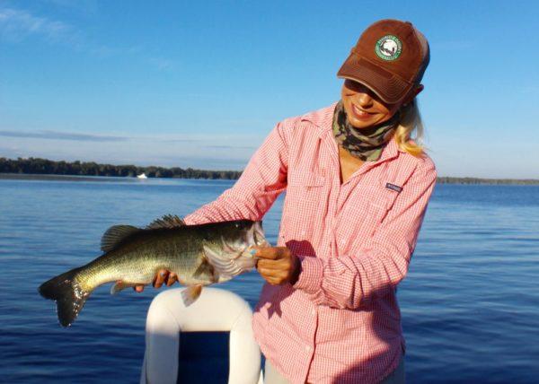 largemouth bass debbie hanson|bass-fishing-mercury