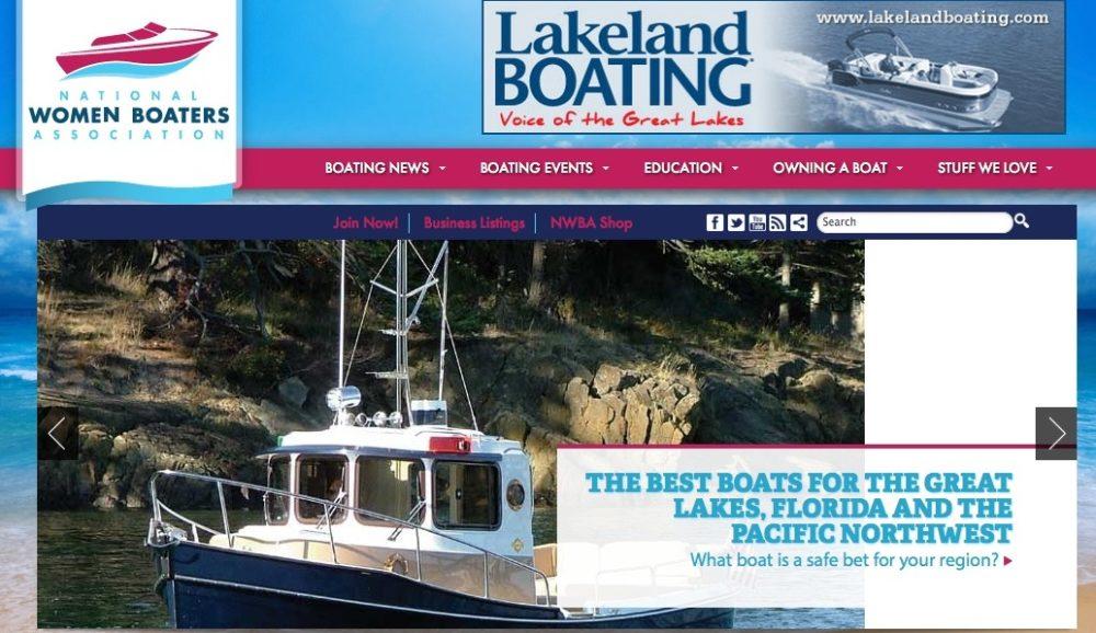 nwba-website|debbie-hanson-boating|women-fishing|
