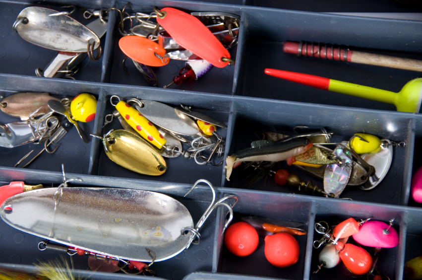 Freshwater Tackle Box