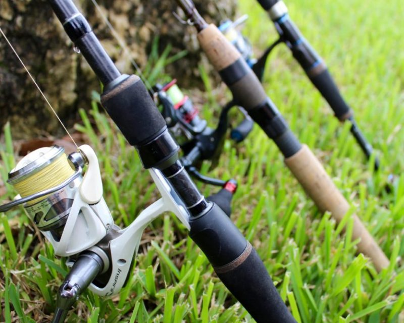 Fishing Reel Gear Ratio