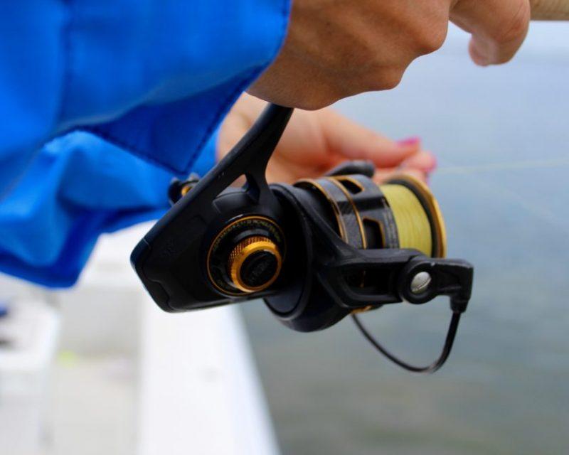 inshore saltwater fishing gear