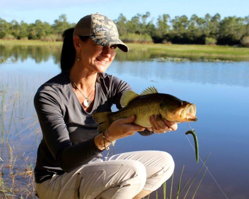 bass fishing tips largemouth-september-estero Kids Bass Fishing 