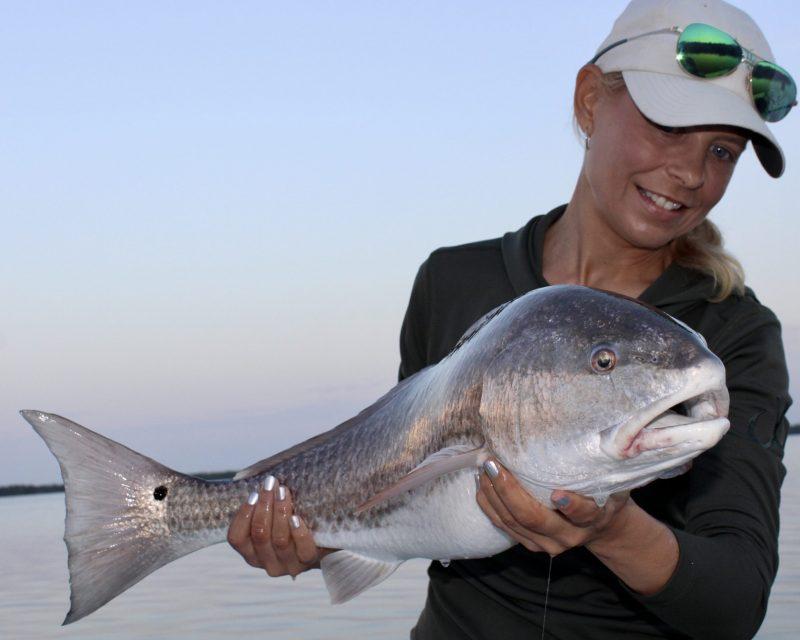 summer-redfish-success